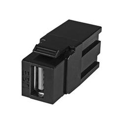 Adaptador Keystone<br /> 2.0 USB A/A H/H