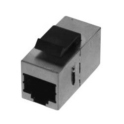 Adaptador Keystone<br /> RJ45 Cat.5e FTP H/H