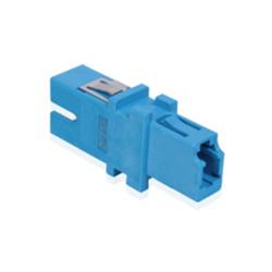 Adaptador LC-UPC<br /> simplex monomodo OS1
