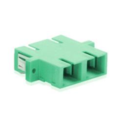 Adaptador SC-APC<br /> dúplex monomodo OS1