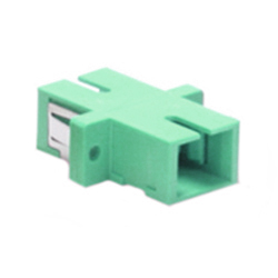 Adaptador SC-APC<br /> simplex monomodo OS1