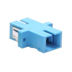 Adaptador SC-UPC<br /> simplex monomodo OS1