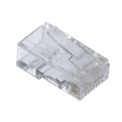 Conector RJ45 Cat.6<br /> rígido/flexible