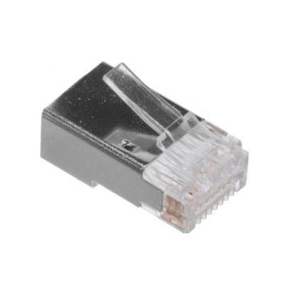Conector RJ49 Cat.5e<br /> apantallado rígido/flexible