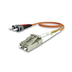 Latiguillo LC/ST 50/125 OM2 dúplex