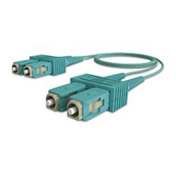 Latiguillo SC/SC 50/125 OM3 dúplex